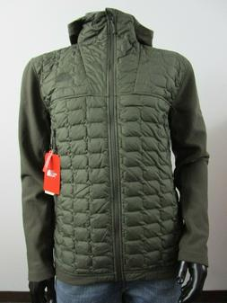 NWT Mens TNF The North Face Thermoball Hybrid Hoodie Insulat