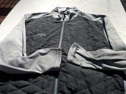 NWT Callaway zippered jacket, men's M, L, XXL, colors, $80,