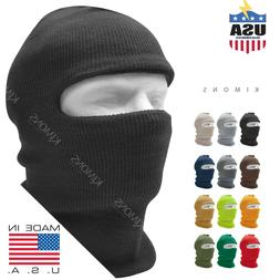 One 1 Hole Ski Full Face Mask Winter Cap Balaclava Hood Bean