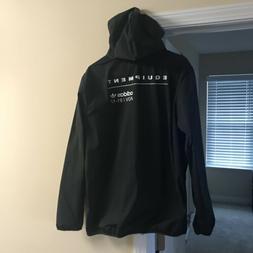 Adidas Originals EQT Hooded Rain Jacket Coat - Men's Size La