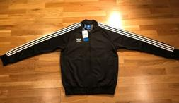 Adidas Originals Mens Superstar Track Jacket SST TT Black/Wh