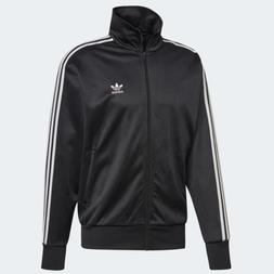 Adidas Originals Monogram Track Jacket Black/White Men's Siz