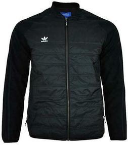 Adidas Originals Superstar Bomber Jacket Mens Black BP7097 P