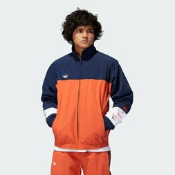 adidas Originals Tourney Warm-Up Jacket Mens Raw Amber Activ