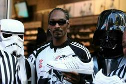 Adidas Originals x Star Wars Men's Snoop Dog ICONIC Varsity