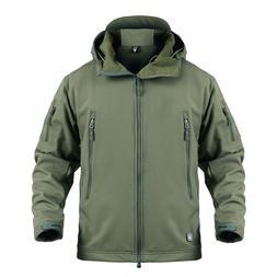 Outdoor Tactical Military Softshell <font><b>Fleece</b></fon