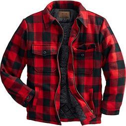 Legendary Whitetails The Outdoorsman Buffalo Jacket Plaid X-