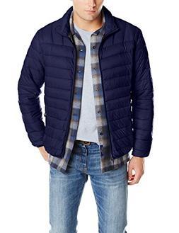 Hawke & Co Men's Packable Down Puffer Jacket II, Medieval Bl