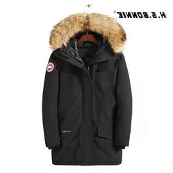 Parka <font><b>Men</b></font> Coat Winter <font><b>Jacket</b