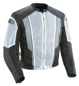 Joe Rocket Phoenix 5.0 Men's Mesh Motorcycle Riding Jacket