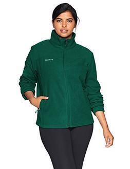 Columbia Women's Plus Size Fast Trek II Full Zip Fleece Jack