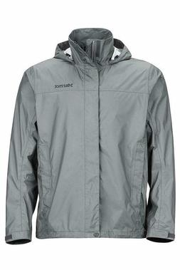 Marmot PreCip Men's Lightweight Waterproof Rain Jacket - Gar