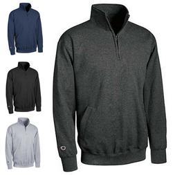 Champion Pullover Fleece Sweatshirt 1/4 Zip  - S400