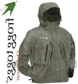FROGG TOGGS RAIN GEAR-TT6405-05 MENS TEKK TOAD STONE JACKET
