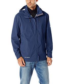 ExOfficio Men's Rain Logic Jacket, Galaxy, Small
