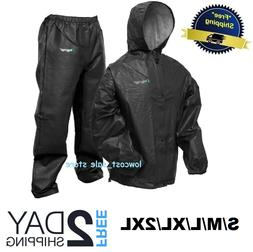 Frogg Toggs Rain Suit Ultra-Lite Jacket & Pants for All Spor