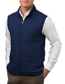 SCOTTeVEST Men's RFID Travel Vest - 26 Pockets – Travel
