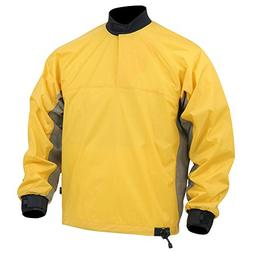 NRS Rio Top Paddle Jacket Yellow Medium