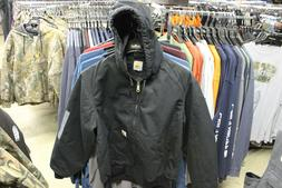 CARHARTT RIPSTOP MENS ACTIVE JAC JACKET QUILT LINED NEW 1001