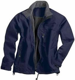 River's End Fleece Lined Jacket Mens    Outerwear Navy - Siz