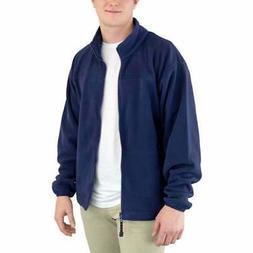 River's End Microfleece Jacket  Athletic   Outerwear - Navy
