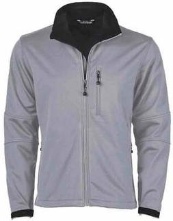 River's End Soft Shell Jacket     Outerwear - Grey - Mens