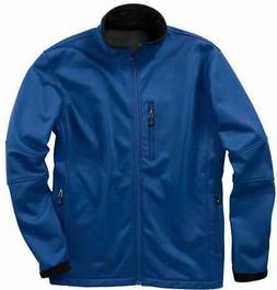 River's End Soft Shell Jacket     Outerwear - Blue - Mens