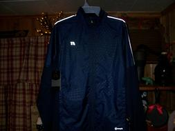 RUSSELL MENS TRACK JACKET SIZE SMALL 34-35 MENS SPORTS APPAR