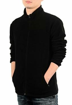 S01K5451-04L iLoveSIA Mens Fleece Casual Classic Warm Full Z