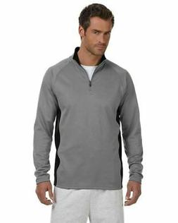 Champion S230 Sweatshirt Performance Colorblock 1/4-Zip Pull