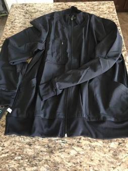 SALE!!! Cherokee Mens Infinity Black Lightweight Jacket XL N