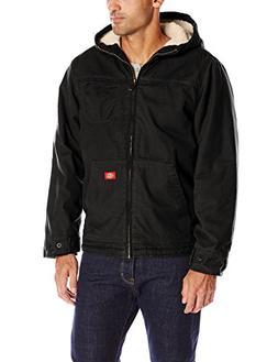 Dickies Sherpa Lined Jacket - Black 2XL, Black