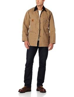 Carhartt Men's Sandstone Chore Coat