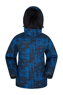 Mountain Warehouse Shadow Mens Printed Ski Jacket - Warm Sno