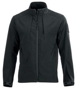 5.11 Tactical Sierra Softshell Jacket for Men - Black - S