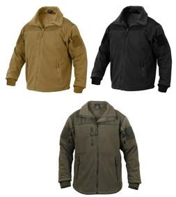 special ops tactical pola fleece jacket amy