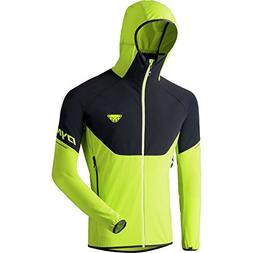 Dynafit Speedfit Windstopper Jacket - Men's Asphalt, M