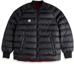 adidas Originals Men's Superstar Reversible Jacket Black L
