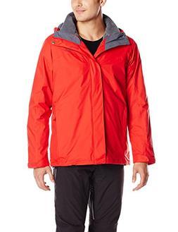 Columbia Men's Nordic Cold Front Interchange 3-in-1 Jacket,B