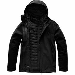 The North Face Mens Thermoball Triclimate Jacket TNF Black S