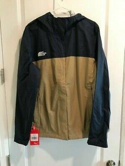 The North Face Mens Venture 2 Rain Wind Jacket NWT Size XL R