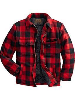 Legendary Whitetails The Outdoorsman Buffalo Jacket Plaid XX