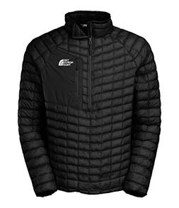 The North Face ThermoBall Insulated Pullover - Men's Tnf Bla