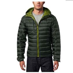 Outdoor Research Men's Transcendent Hoody, Large, Evergreen/