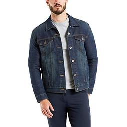 Signature by Levi Strauss & Co Men's Signature Trucker Jacke