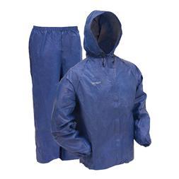 Frogg Toggs Ultra Lite Rain Suit Blue XLarge UL12104-12XL