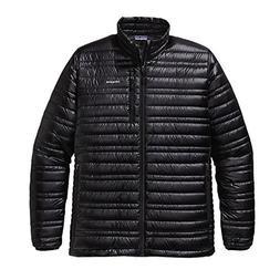 Patagonia Mens Ultralight Down Jacket Black MD