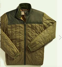 Filson Ultralight Jacket w/ Primaloft Gold, Field Olive, Siz