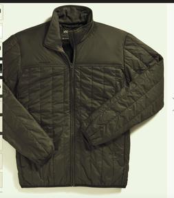 Filson Ultralight Jacket w/ Primaloft Gold, Raven, Size Men'