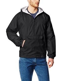 Charles River Apparel Unisex-Adult's Classic Solid Windbreak